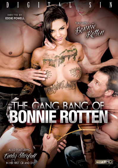 The gangbang of bonnie rotten