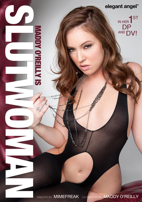 Maddy O'Reilly is Slutwoman