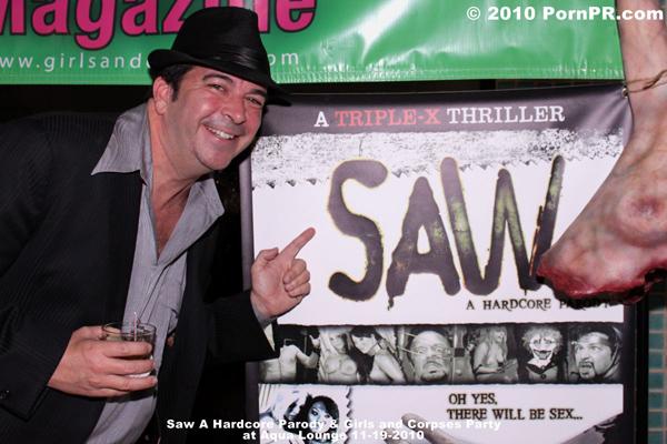 saws in public