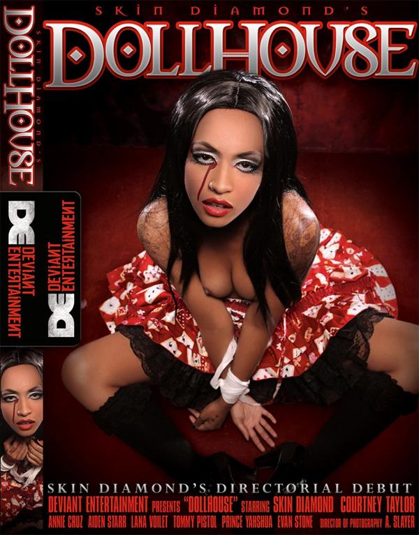 Skin Diamond Dollhouse