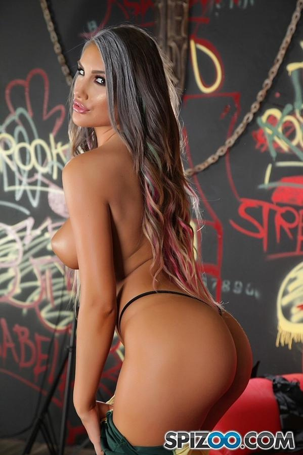 August ames blow bang