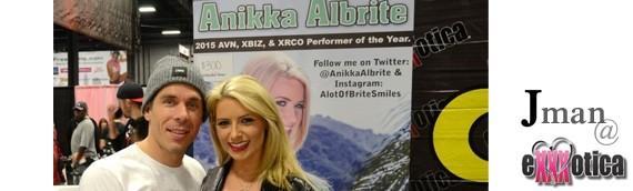 eXXXotica NJ Podcast – Anikka Albrite and Mick Blue