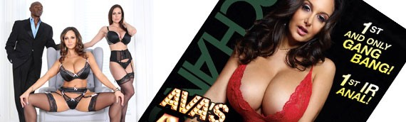 Ava Addams Is All In!