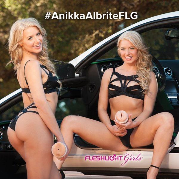 Anikka Albrite Fleshlight