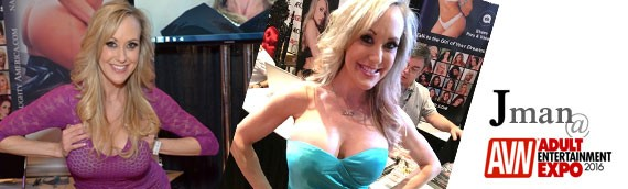 Adult Entertainment Expo Podcast – Brandi Love