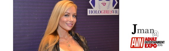 Adult Entertainment Expo Podcast – Kayden Kross