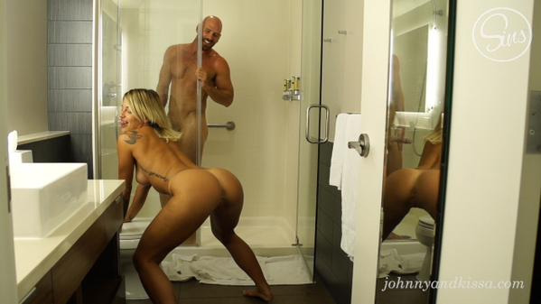 Johnny and Kissa Sins