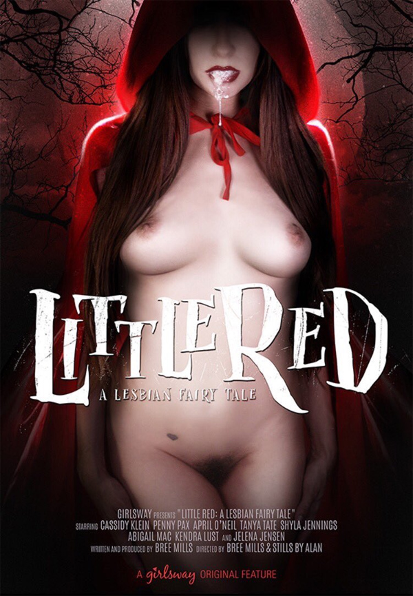 Little Red: A Lesbian Fairytale