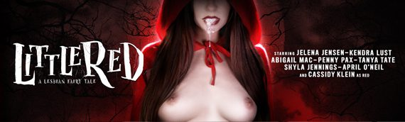 Cassidy Klein: Bringing Little Red To Life!
