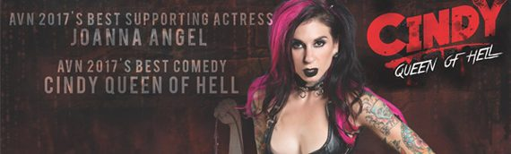 2017 Adult Expo Interview: Joanna Angel