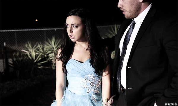 Whitney Wright in Prom Night