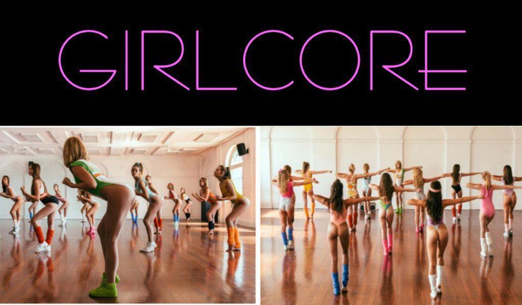 Girlcore - New Lesbian Porn Series