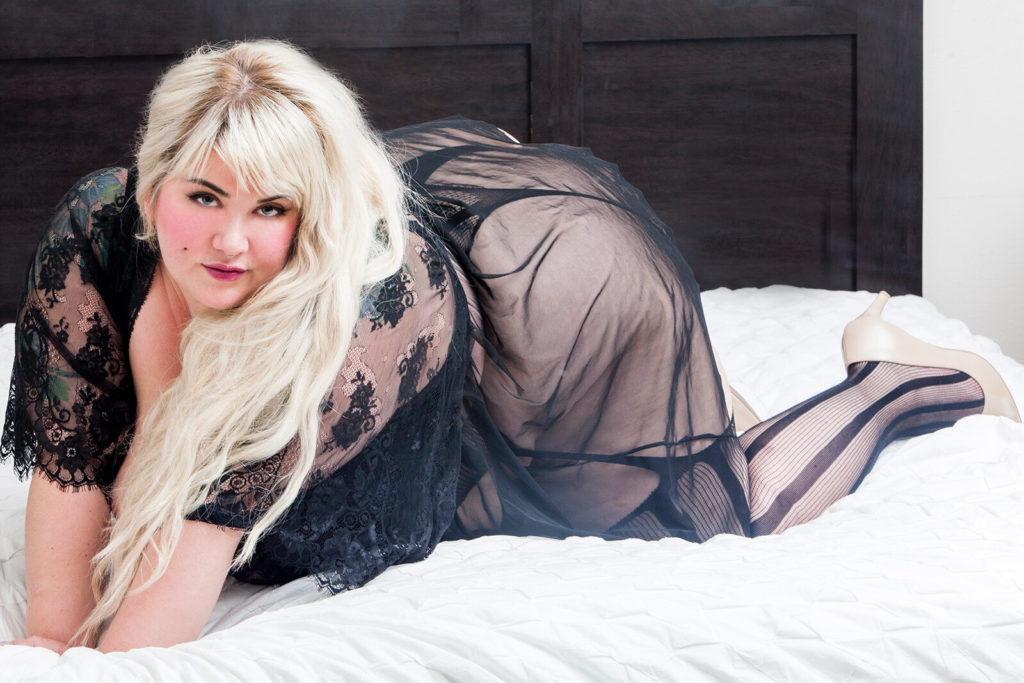 Genevieve LaFleur BBW porn